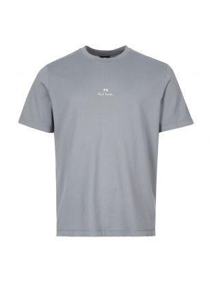 paul smith t-shirt M2R 226T B20524 grey