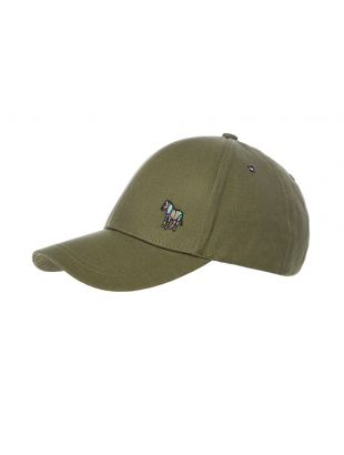 Paul Smith Cap M2R|987C|BZEBRA|63 In Khaki At Aphrodite1994