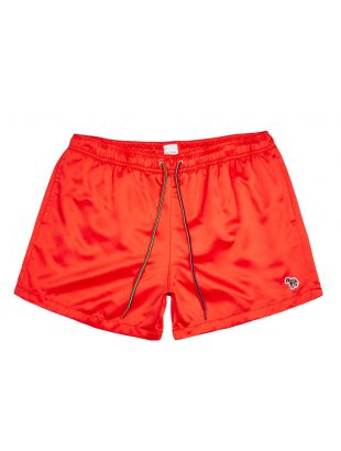 Paul Smith Swim Shorts M1A|465D|AU165|25 In Red