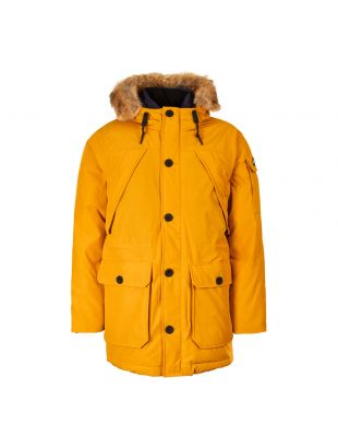 Penfield Hoosac Parka PFM1110282180 044 Golden Yellow
