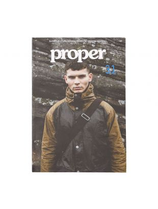Proper Mag Issue 31 | Aphrodite1994