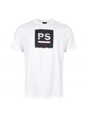 Paul Smith T-Shirt | M2R 011R AP1344 01 White