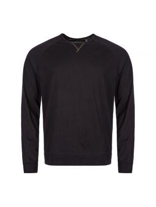 Long Sleeved T- Shirt - Black
