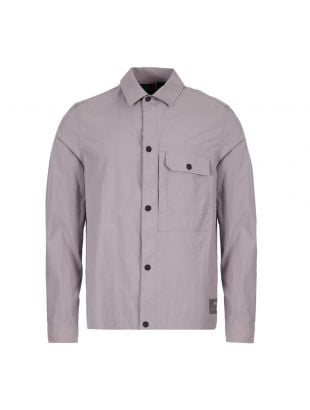 paul smith overshirt M2R 489T A20587 53 purple