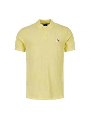 Paul Smith Polo Shirt | M2R 534LZ C20067 11 Lemon