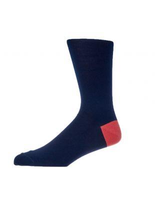 paul smith socks MIA 800E AK574 47 navy