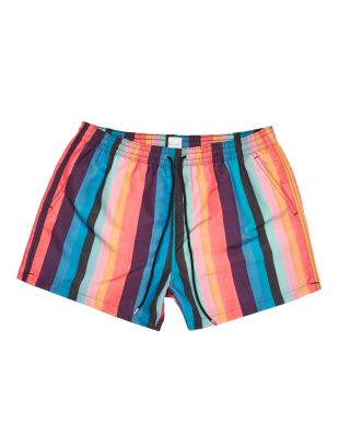 paul smith swim shorts MIA 239B A40001 96 multi stripe
