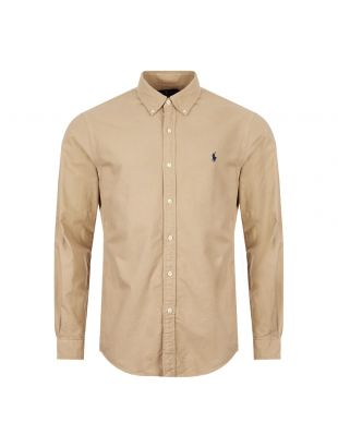 Ralph Lauren Shirt 710767447 004 in Surrey Tan
