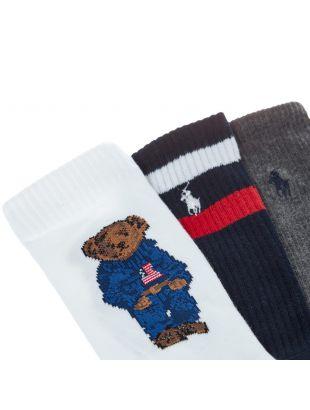 3 Pack Socks - Multi