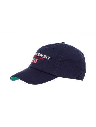 Ralph Lauren Cap Polo Sport | 710754471 003 Navy