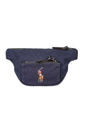 Ralph Lauren bum Bag | 405769874|001 Navy | Aphrodite Clothing