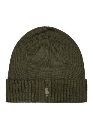 Ralph Lauren Hat Knitted | 710761415 005 Green
