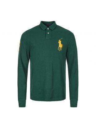 Ralph Lauren Long Sleeve Polo 710766857 004 Green