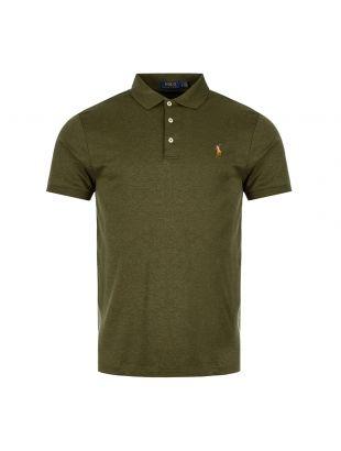 Ralph Lauren Polo Shirt | 710652578 104 Green