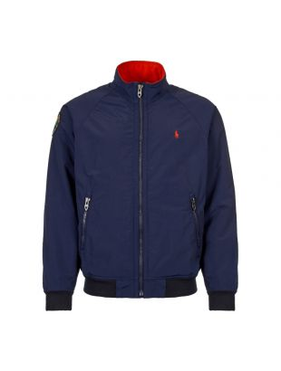 Ralph Lauren Jacket 710730670 002 Navy