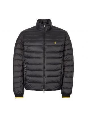 Ralph Lauren Jacket Holden 710756884 002 Black