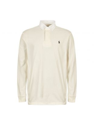 Ralph Lauren Rugby Shirt 710717115 006 Off White