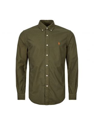 Ralph Lauren Shirt 710767447 001 Green