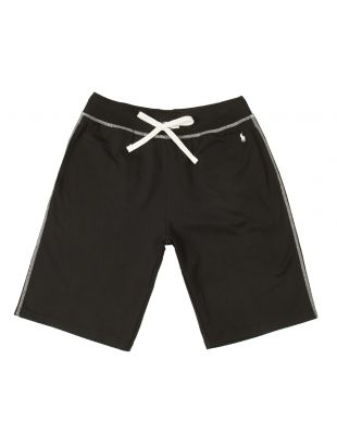 ralph lauren sleepwear sweat shorts 714730619 003 black