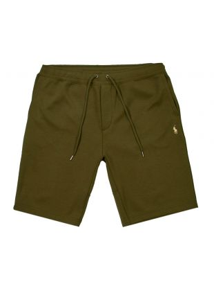 ralph lauren sweat shorts 710691243 007 olive