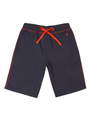 ralph lauren sleepwear sweat shorts 714730619 002 navy