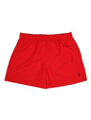 Ralph Lauren Hawaiian Swim Shorts 710601704001 Red