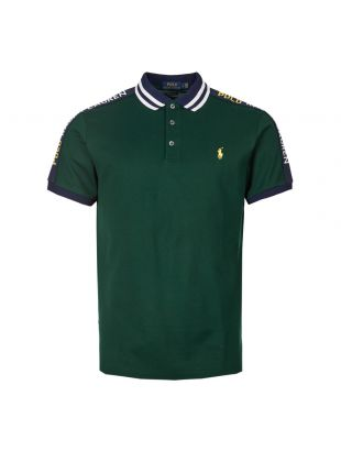 Ralph Lauren Polo Shirt 710755872 002 In Green