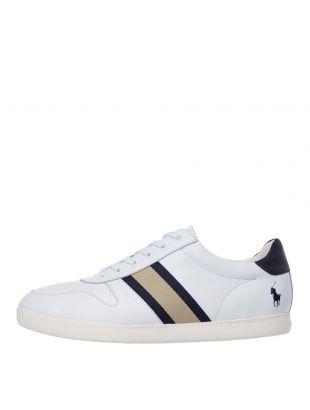 ralph lauren camilo sneakers 809754874 002 white