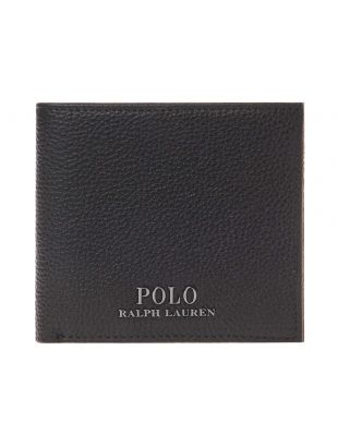 Ralph Lauren Billfold Wallet 405710791 001 Black