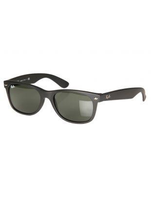 Ray Ban Sunglasses - Black Wayfarer