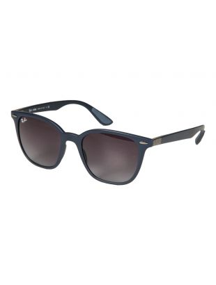 Ray Ban Sunglasses Liteforce | RB4297 63318G51 Dark Blue / Grey