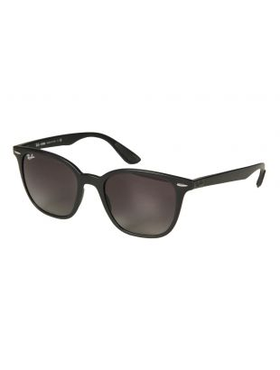 Ray Ban Sunglasses LiteForce | RB4297 601S1151 Matte Black / Grey Gradient