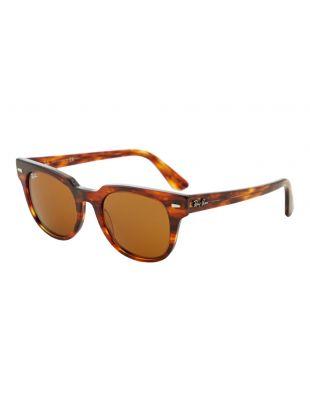 Ray Ban Sunglasses Meteor | 0RB2168 954 3350 Havana Brown