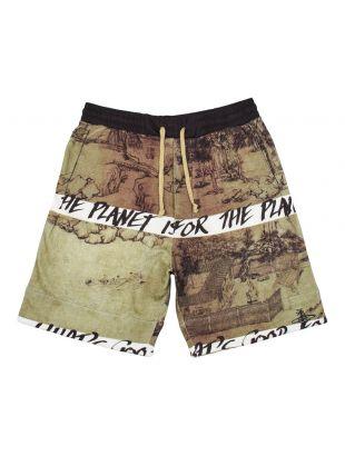 Vivienne Westwood Shorts   S25MU0058 S25406 003S Green / Black