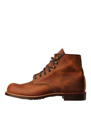 Red Wing Blacksmith Boots 3343 Copper
