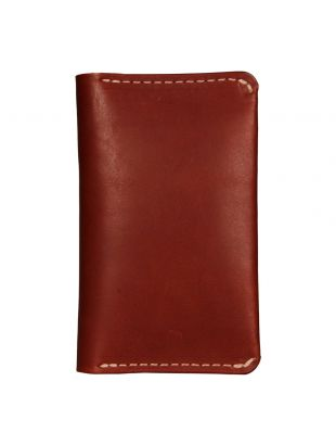 Red Wing Card Holder 95013 Oro Russet