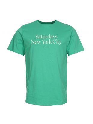 Saturdays NYC M41829 PT015400 In Seafoam Green