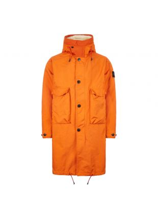 Stone Island David TC Jacket | MO711570449 V0032 Orange