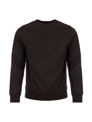 stone island sweatshirt 701560151 V0029 black
