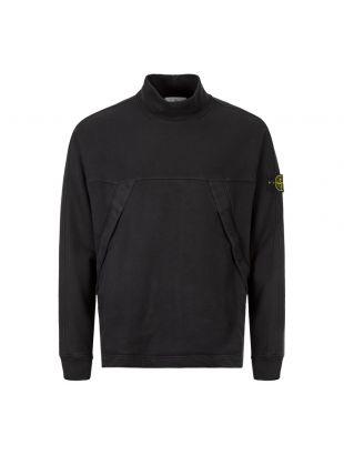Stone Island Sweatshirt 711561820 V0029 In Black