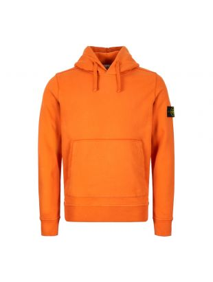 Stone Island Hoodie 711562820.V0032 Orange Aphrodite