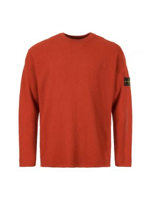 stone island sweatshirt 7015524D5 V0015 red