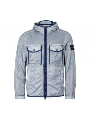 stone island jacket lamy flock7115Q1235 V0024 blue