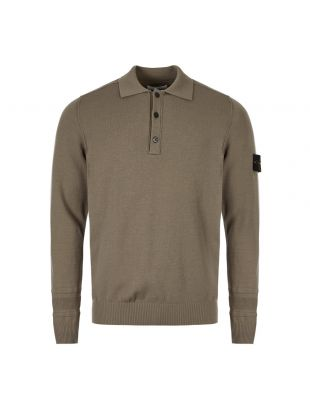 Stone Island Sweater | 7115589A1 V0068 Green