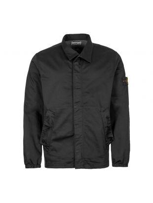 Stone Island Overshirt 711512015 V0029 Black