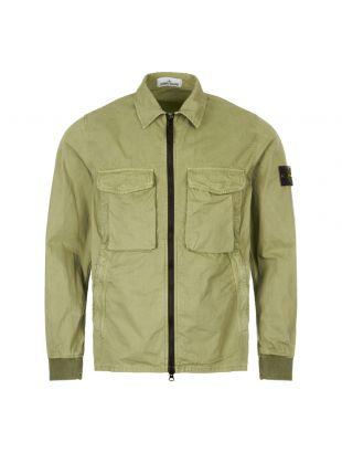 Stone Island Jacket 7015130WN V0155 Khaki