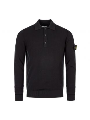Stone Island Sweater | 7115589A1 V0029 Black