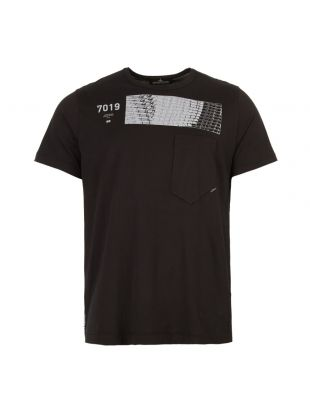 stone island shadow project t-shirt MO701920110 V0029 black