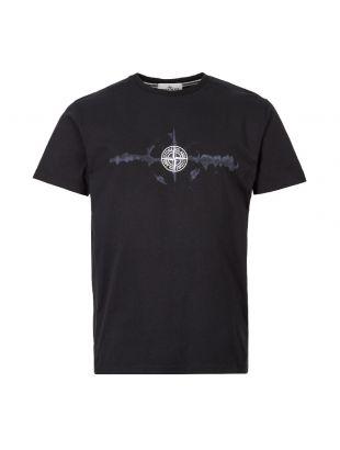 Stone Island T-Shirt | 71152NS85 V0029 Black