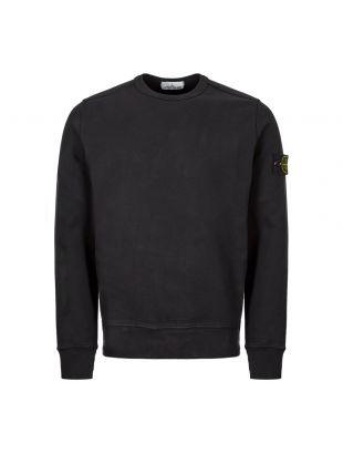 Stone Island Sweatshirt 711562720 V0029 In Black